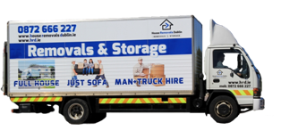 house removals dublin