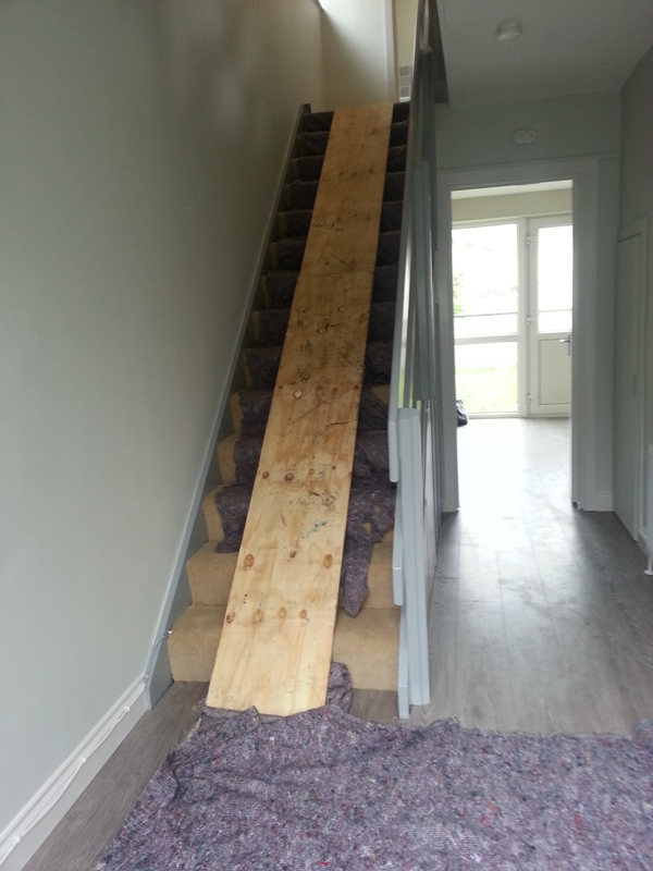 Piano Move Upstairs House Removals Dublin
