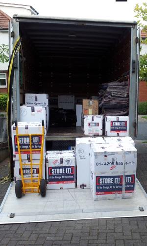 dublin-house-movers-van