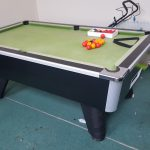 snooker table relocation